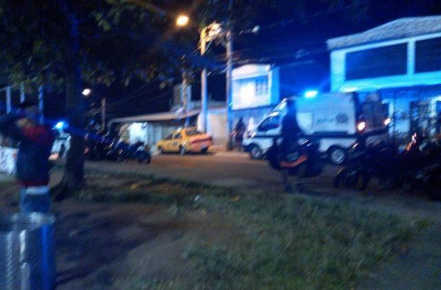 Joven resultó herido en atentado ocurrido en el sector del estadio San José de Armenia - Noticias de Colombia
