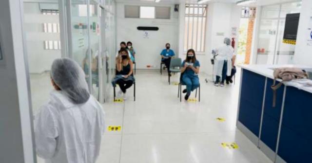 Hasta hoy, se aplicarán primeras dosis contra Covid-19 en la Universidad del Quindío - Noticias de Colombia