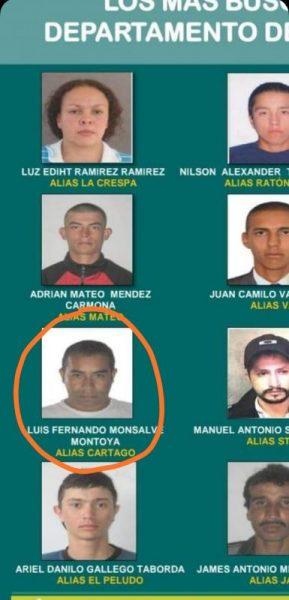 """Alias """"Cartago"""" condenado a 53 años de prisión por su responsabilidad en 11 homicidios en el Quindío - Noticias de Colombia"""